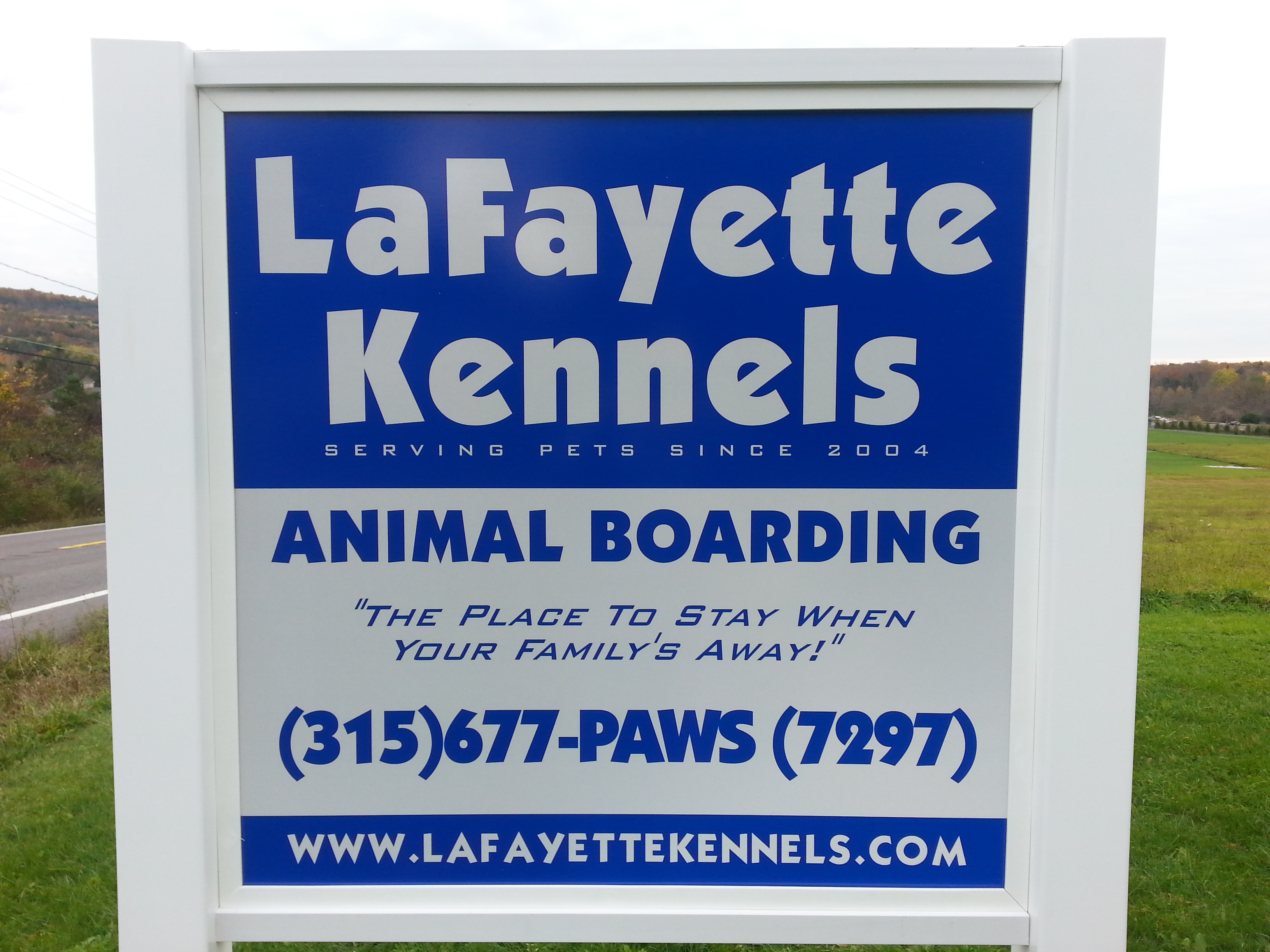 LaFayette Kennels - Your Pet's Home Away From Home in